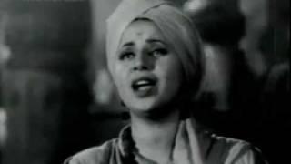 VANDE MAATRAM VANDE MATRAM (ANANDMATH 1952)-LATA -HEMANT KUMAR AND CHORUS-ORIGINAL