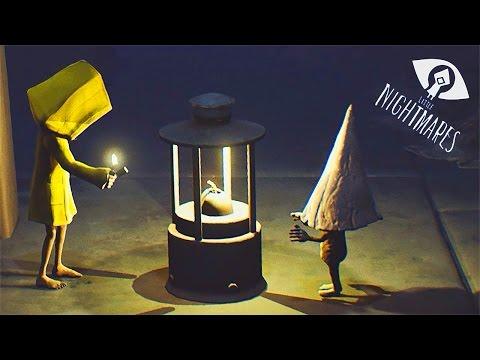 КРИПОВЕНЬКО ► Little Nightmares #1