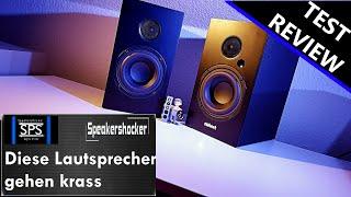 Nubert Lautsprecher Test | NuBox A-125 Test | Review | Soundcheck | Bass Test | Günstige Musikanlage