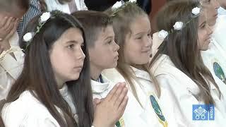 Папа Франциск в България