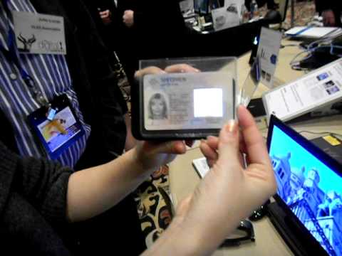 Samsung Goes Orwell On The World With Its OLED ID Card