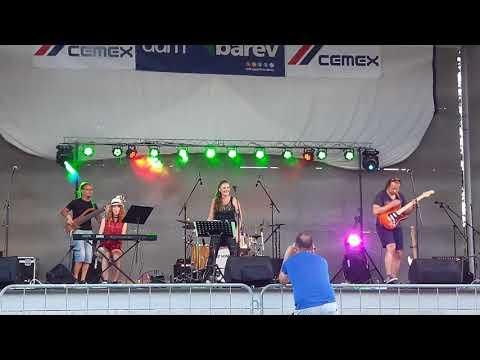 Mirka Soukalová - Stromy barví září (Koncert RO(C)KU, Napajedla 2018)