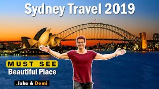 Sydney Travel : Must See Tourist Places in Sydney, Australia