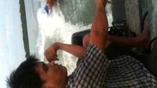 preview picture of video 'Ski Air Kampung @ Tanjung Medang'