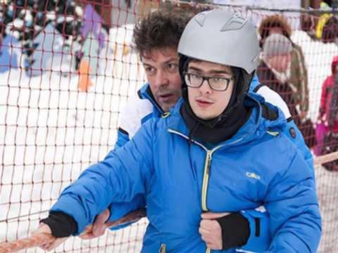 Семеро особенных детей стали лыжниками мечты в Красноярске