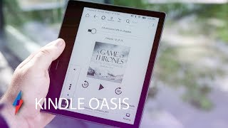 AmazonKindleOasis2Hands-On-AWaterproofKindle!|TrustedReviews