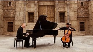 O come, O come, Emmanuel - (Piano/Cello) - ThePianoGuys
