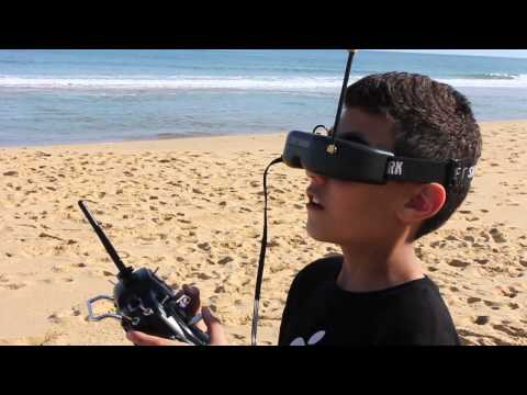 hk-mini-skywalker-fpv-flight-at-lakes-entrance-on-ninety-mile-beach