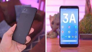 Google Pixel 3a XL: 72 Hours Later