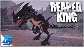 KILLING A SURFACE REAPER, HOW TO GO TO THE SURFACE! - Ark Survival Evolved - Part 14 - Aberration