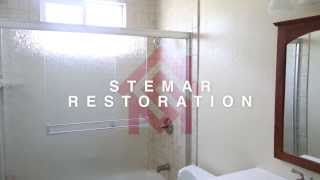 Bathroom Remodel Stemar Restoration