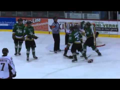 Shawn Ouellette-St. Amant vs. Jean-Christophe Beaudin
