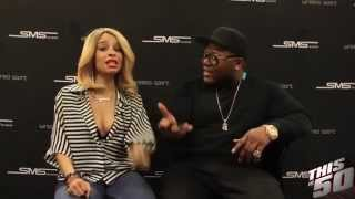 "Antonique Smith Talks ""Hold Up Wait A Minute""; King Bach; Bill Cosby; Grammy Nomination"
