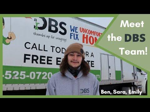 Meet the DBS Team: Ben, Sara, and Emily!