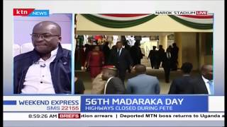 Kenyans' expectations from 56th Madaraka day celebrations