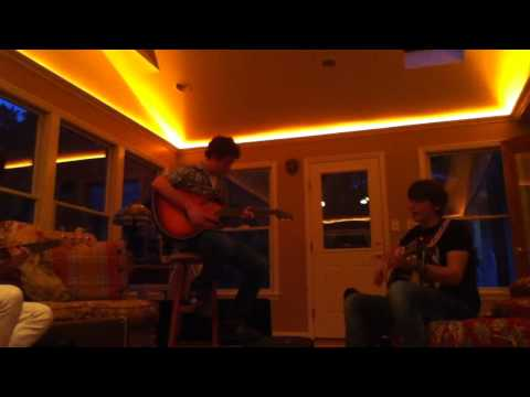 The ANFC - Life in a Jar (acoustic)
