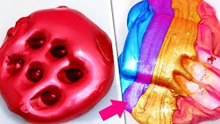 MOST SATISFYING Metallic Slime Video! Satisfying SLIME ASMR VIDEO!