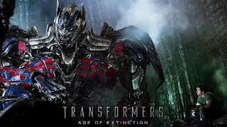 "Transformers Age Of Extinction Music Video - ""Cold As Ice"""