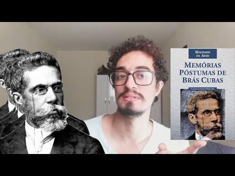 Memórias póstumas de Brás  Cubas ? Narrativa Psicológica e  Experimental