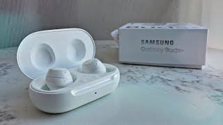 Samsung Galaxy Buds+ True Wireless Earbuds