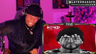 TRASH or PASS! Joyner Lucas ( Revenge ) ADHD [REACTION!!!]