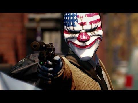 Видео № 0 из игры Payday 2 Crimewave Edition [PS4]