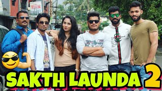 Sakth Launda 2 | JHAKAAS SHOTS | Comedy Video |