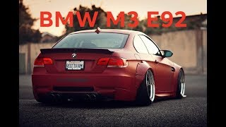 Ultimate BMW M3 E92 S65 V8 Exhaust Sound Compilation HD