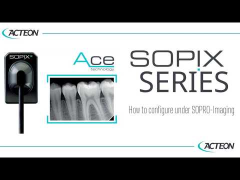 ACTEON Dental X-Ray Sensor