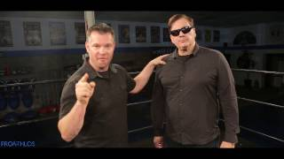 Introducing Frank Dux, The Real Life Bloodsport on Pumped by Proathlos