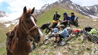 Expéditions Ecovolontaires Kirghizstan - Ecovolunteer missions Kyrgyzstan