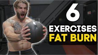 Medicine Ball Slam Workout (THIS BURNS SERIOUS FAT)