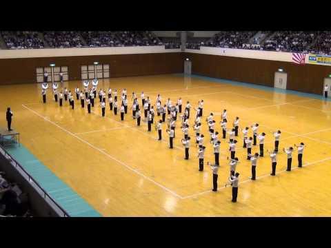 2014.09.07 京都マーチングコンテスト 京都市立伏見中学校