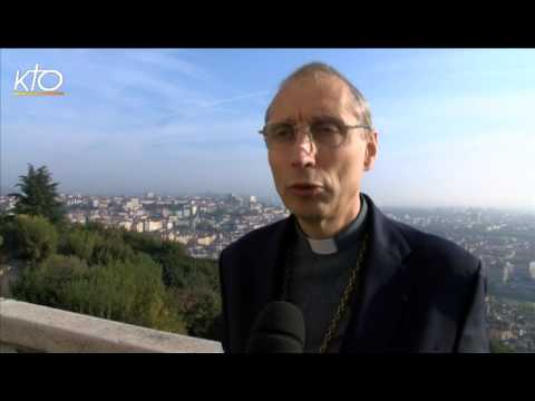 Mgr Patrick Le Gal - Directeur national des OEuvres Pontificales Missionnaires