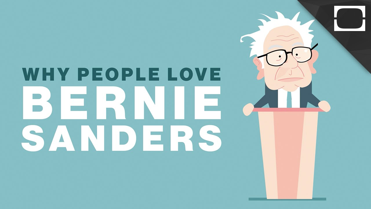 Why People Love Bernie Sanders thumbnail
