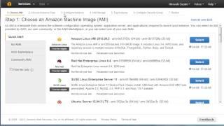 AmazonEC2インスタンスを使ったWEBサーバの設定part1