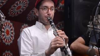Collectif Paris Swing feat. Giacomo Smith // Chinatown my Chinatown // studio session