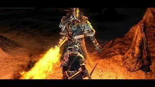 Boss Battle - Gwyn Lord of Cinder