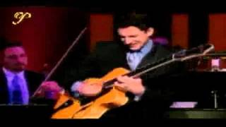 John Pizzarelli live at Montreal  I've just seen a face