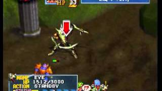 Grandia ReDux Boss #12 - Massacre Machine 2