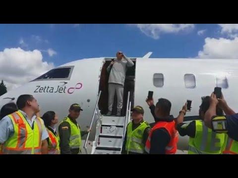 Vin Diesel llega a Colombia para la boda Nicky Jam