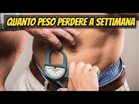 Ordine maschile di perdita di grasso