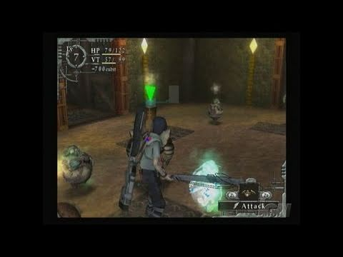 Видео № 0 из игры Baroque (Б/У) [Wii]