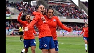 Amistoso Selección Femenina   Chile Vs Australia Por Chilevisión