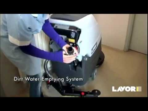 Lavor free evo 50 B Akülü Temizlik Makinası Tanıtım Videosu