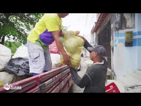 Programa de Aquisição de Alimentos (PAA) em Aratuípe.