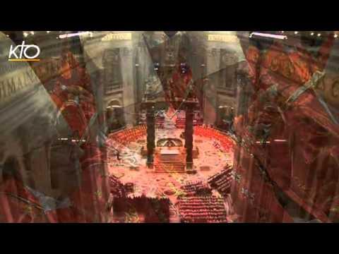 Résumé de la messe Pro Eligendo Pontifice