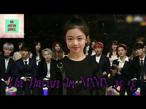 Na haeun in mama 2018 Dance