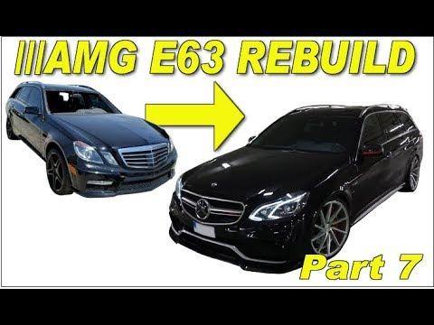 Mercedes Retrofit