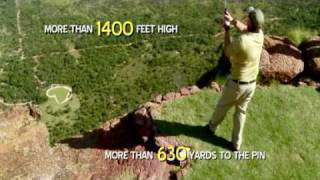 THE MOST EXTREME GOLF HOLE IN THE WORLD!
